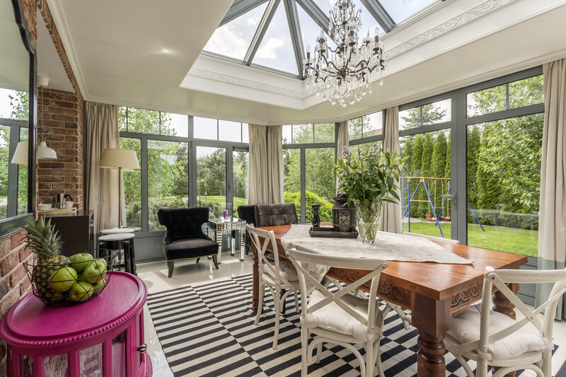 Contemporary Conservatories Chester Cheshire