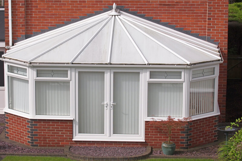Small Conservatories Chester Cheshire