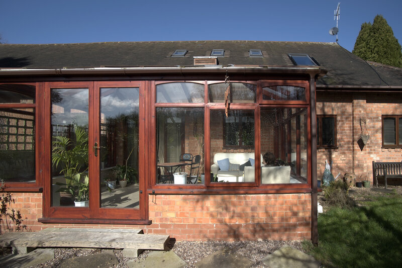 Solid Roof Conservatories in Chester Cheshire